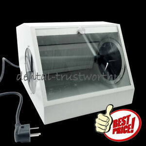 New Etcher Catcher Dust Collector Extractor For Dental Etching sandblasting