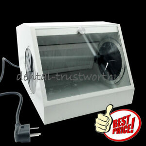 New Etcher Catcher Dust Collector Extractor For Dental Lab Etching sandblasting