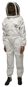 Harvest Lane Honey Beekeeping Suit Cotton Polyester X small Clothsxs 101
