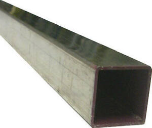 Steelworks Boltmaster Square Aluminum Tube 1 X 36 in 11389