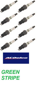 Delco Spark Plugs Buick Checker Chevrolet Chrysler Dodge Ford Gmc Jeep Pontiac