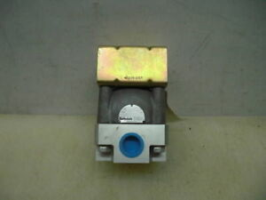 Barksdale 9045r0ac3 mc h Control Valve used