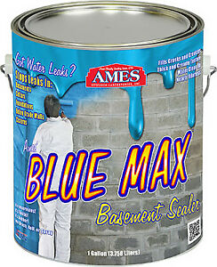Ames Research Laboratories Blue Max Liquid Rubber Regular Grade 1 gal Bmx1rg
