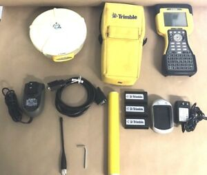 Trimble 5800 450 470mhz With Tsc2 Receiver