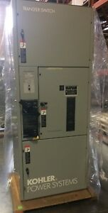 Kohler Automatic Transfer Switch Model Kbc dmta 0150b