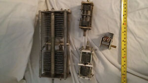 Variable Capicators Lot 2