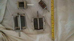 Variable Capicators Lot 4
