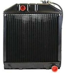 New Kubota B7100hst dt B7100hst e Radiator With Cap