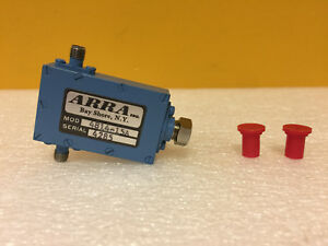 Arra 4814 15a 2 To 4 Ghz 0 To 15 Db Sma f Level Set Attenuator New
