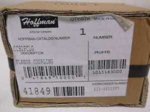 Hoffman Ccs2fclg Flange Coupling Pendant Arm Factory Sealed