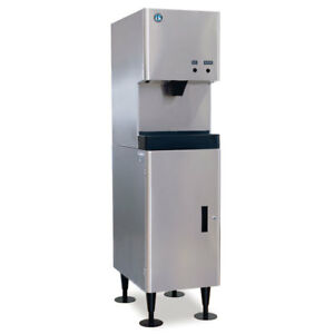 Hoshizaki Dcm 270bah Ice Maker Air cooled Ice And Water Dispenser