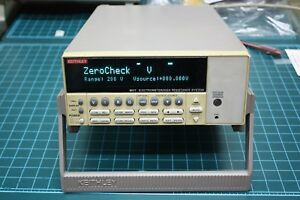Keithley 6517 Electrometer high Resistance System