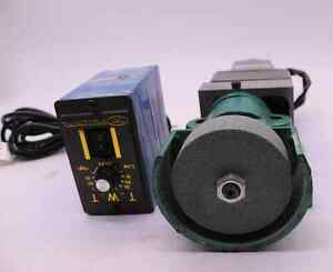 Electric Diamond Dresser For Grinding Wheel With Speed Control 220v