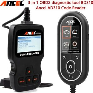 Obd Obdii Fault Code Reader Engine Check On Board Computer Auto Diagnostic Tool