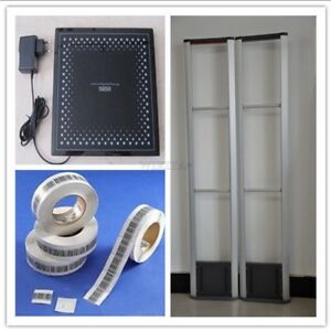 Security System Checkpoint Accessories Rf Detector Store New Qo
