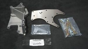 Vortech 4gp111 031 Small Block Chevy Supercharger Mounting Brackets W Hardware