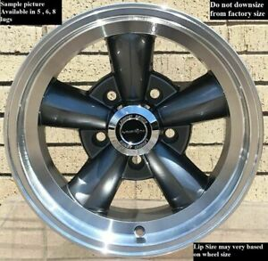 4 New 17 Wheels Rims For 1985 2001 Astro Van 1988 1998 C 1500 2wd 5 Lugs 2720
