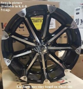 4 New 20 Wheels Rims For Ford F 350 2010 2011 2012 2013 2014 Super Duty 1155