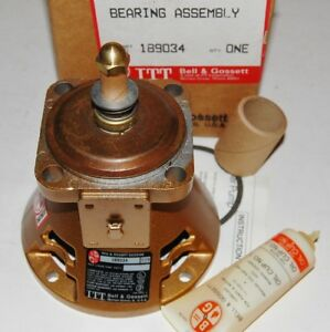 Bell Gossett B G 189034 Booster Bearing Assembly 189034 New Nos Nib