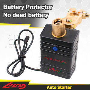 Battery Protector Auto Starter Automatically Disconnect System For Car Boat