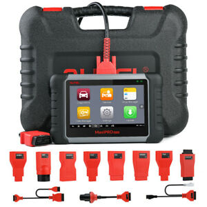 Autel Ds808k Obd2 Auto Diagnostic Tool All System Code Reader Scanner Abs Srs