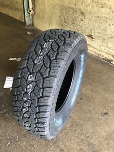 4 New 265 70 16 Duck Commander A t All Terrain Tires 112t 50k Owl Usa P265 70r16