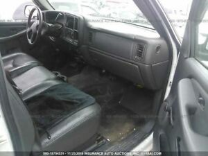 Front Seat Bucket And Bench Classic Style Fits 03 07 Sierra 1500 Pickup 412650