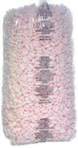 Bubblefast Pink Anti Static Packing Peanuts 3 5 Cubic Feet