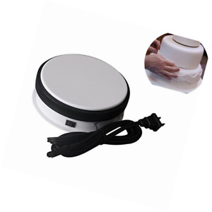 Motorized Turntable Electric Rotating Display Jewelry Watch Digital Product New
