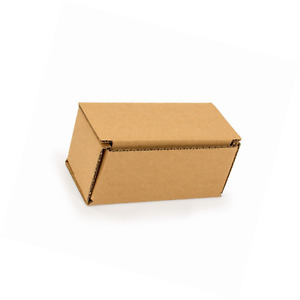 25 Packing Shipping Boxes 6x3x3 Small Packaging Mailing Moving Cardboard