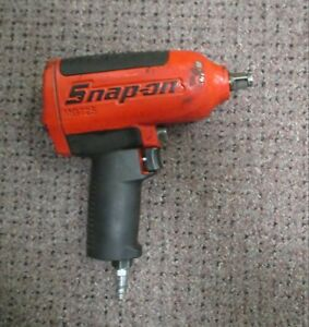 Snap On 1 2 Air Impact Wrench Mg725