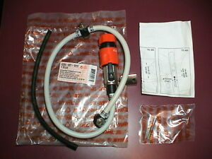 New Oem Stihl Concrete Cut off Saw Water Hose Attachment Kit Ts 510 760 read