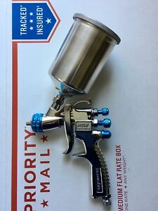 Devilbiss Detail Touch Up Mini Spray Gun 802405 Hvlp 1 0 Not Sri Sata Minijet