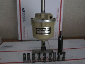Procunier Size 2 Tapping Head 2mt Shank With Collets