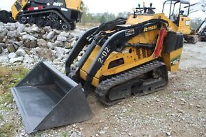 2014 Vermeer S450 Tx Mini Skid Steer Ready To Work Several Attachments Avail