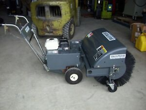 Sweepster C36twhpds1 36 Walk Behind Sweeper Honda Gx 160 5 5 Hp Gas Engine
