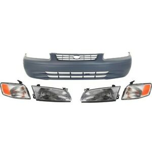 Auto Body Repair For 1997 1999 Toyota Camry Front