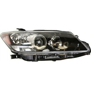 Headlight For 2011 2012 2013 Scion Tc Base Model Right Clear Lens Capa