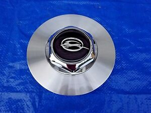 94 95 96 Chevy Impala Ss 17 5 Spoke Wheel Hub Center Caps Cap 1