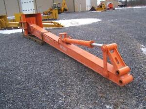 New 20 Sec Stick Extension With 42 Ditching Bucket Hitachi Ex300