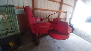 New Holland 40 Silage Blower 1000 Small Pto W inoculator