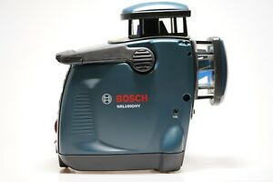 Bosch Grl 160dhv Dual axis Rotary Laser 1000ft Full Leveling Remote Receiver