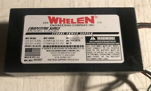 Whelen Strobe Power Supply Cs240