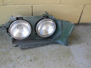1972 72 Ford Gran Torino Ranchero Oem Right Side Drivers Headlight Bucket