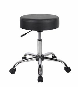 Medical Rolling Stool Chair With Wheels Professional Dentist Dental Assistant
