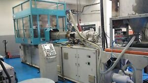2005 Nissei Asb 70dph V3 Pet Injection Stretch Blow Moulding Machine