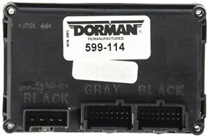 Dorman 599 114 Transfer Case Control Module