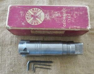 Geometric Tool Co New Haven Ct 2 Inch Tap K 54480 5 Shank Production Tool