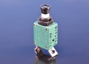Boeing 2 Amp 1 Ph Ambient compensated Aircraft Circuit Breaker P n Bacc18aa 8