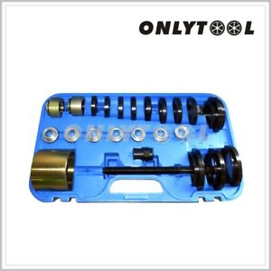 25pc Front Drive Wheel Bearing Removal Installation Tool Set Vw 60 85mm